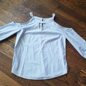 WHBM 3/4 length sleeves